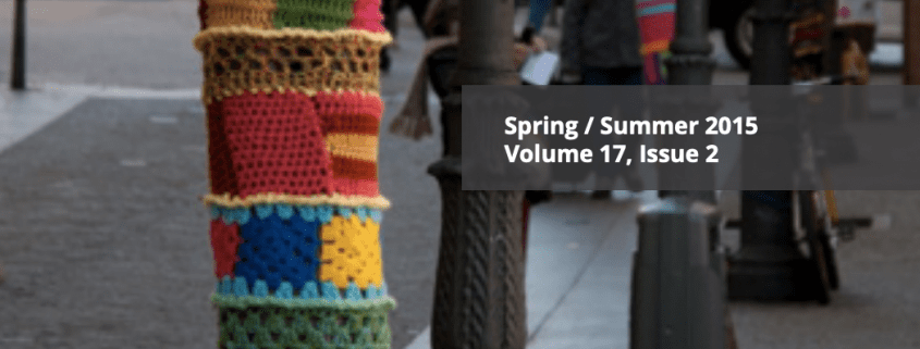 Volume 17 | Issue 2: Spring/Summer 2015